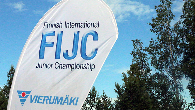 8. Rang Finnish International Juniors
